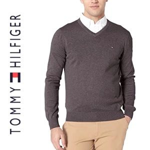 Tommy Hilfiger Cotton Knit Sweater